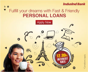 Personal Banking, NRI Banking, Personal Loan & Home Loans - IndusInd