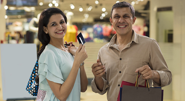 Indusind aura edge credit card review