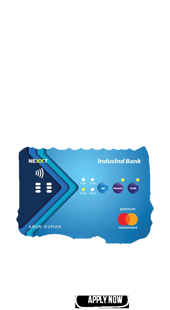 Nexxt Credit Card