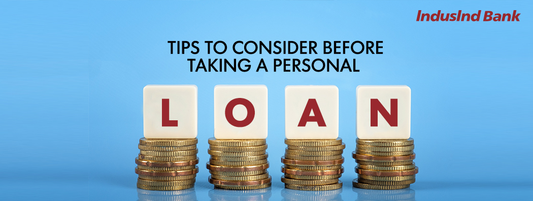 5 Essential Tips to Consider Before Taking a Personal Loan