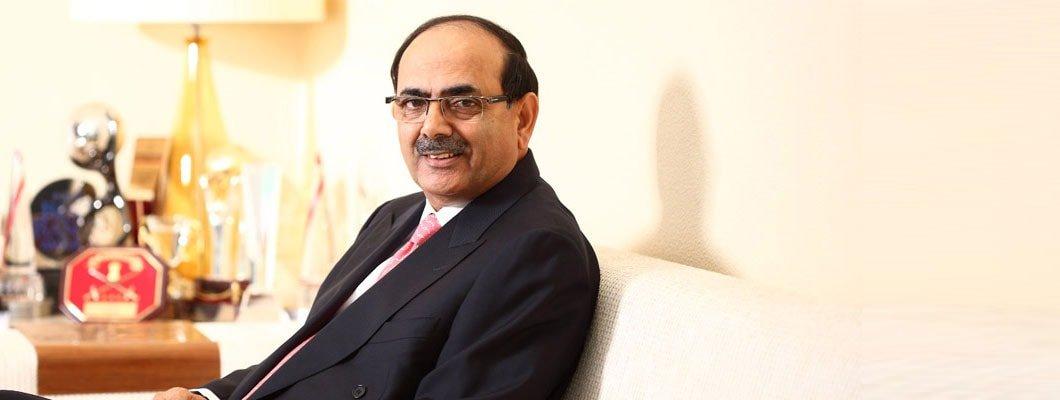 Mr. Romesh Sobti Managing Director & CEO of IndusInd Bank