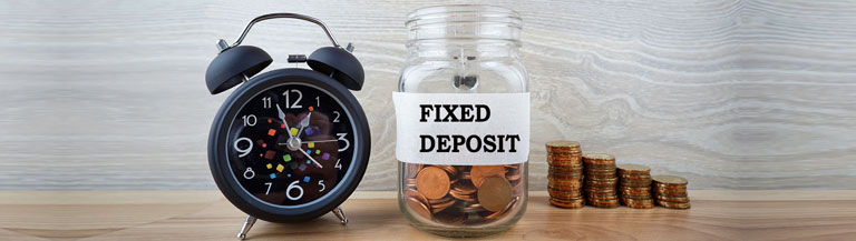 Open a Fixed Deposit Account
